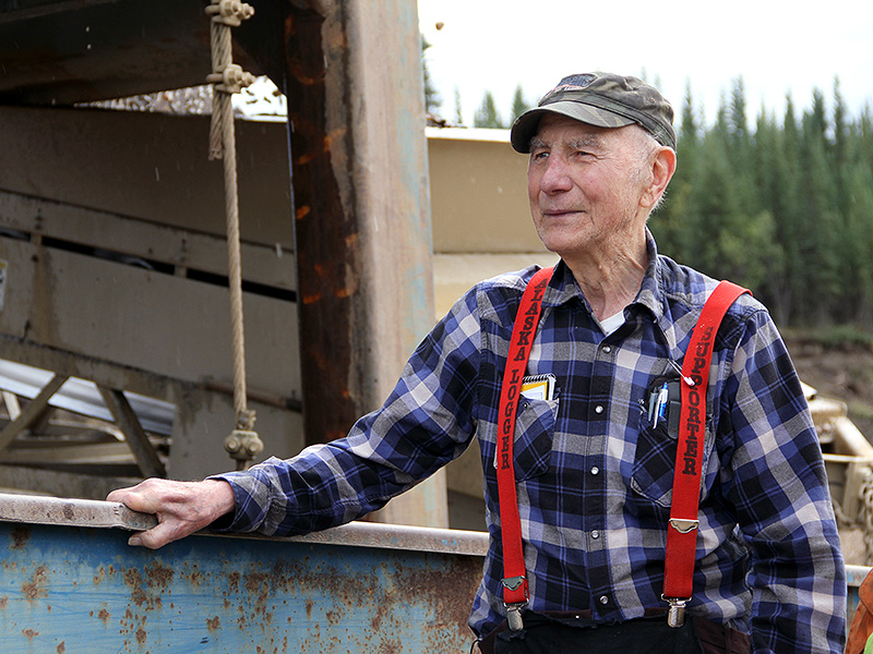 Gold Rush Patriarch John Schnabel Dies at 96: 'He Was a True Legend'| Discovery Channel, Gold Rush, People Picks, TV News