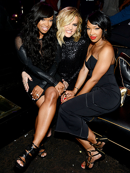 Khloé Kardashian Joins BFFs Malika and Khadijah Haqq in Las Vegas to Celebrate Twins' Birthday| Keeping Up with the Kardashians, TV News, Khloe Kardashian
