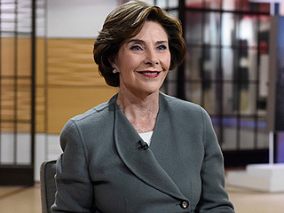 Why Laura Bush Can't Forget a Shoeless Afghan Boy – and What She Wants the next President to Do About It