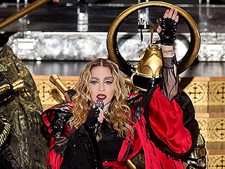 Madonna Jokes About Sex During Australia Concert, Bemoans Her 'Private Life'