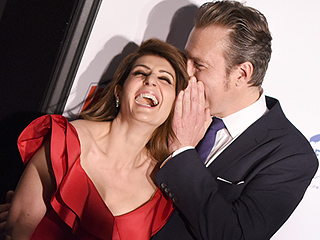 It's a Big Fat Greek Reunion! Nia Vardalos and John Corbett Are All Giggles at My Big Fat Greek Wedding 2 Premiere