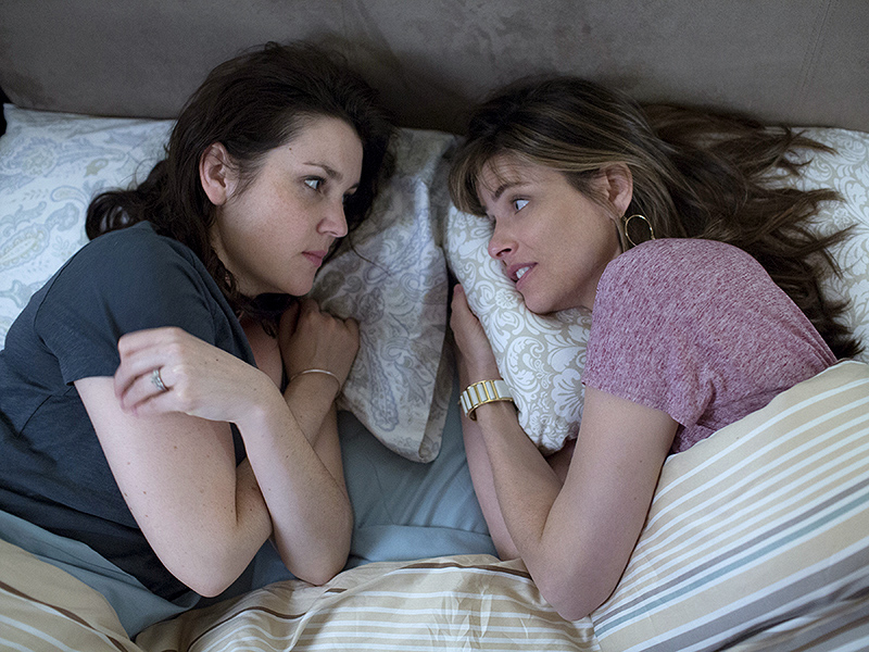Togetherness Star Melanie Lynskey On Overcoming Body and Eating Issues: 'I Was Losing My Mind Trying to Conform'| Togetherness, Melanie Lynskey