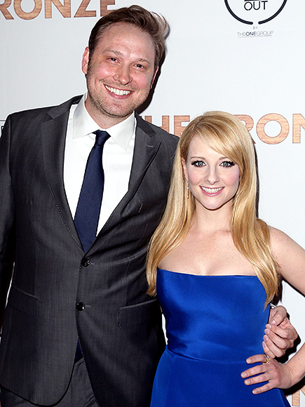 Melissa Rauch On Her And Husband Winston's New Movie