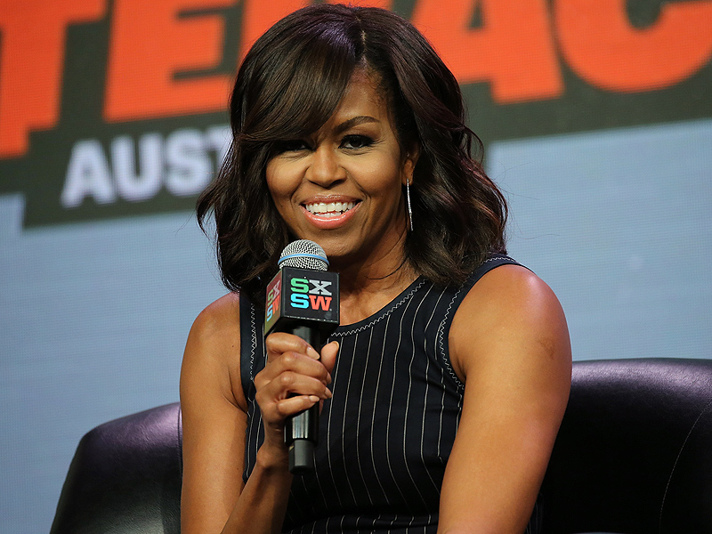Michelle Obama at SXSW: First Lady Says She Won't Run for President