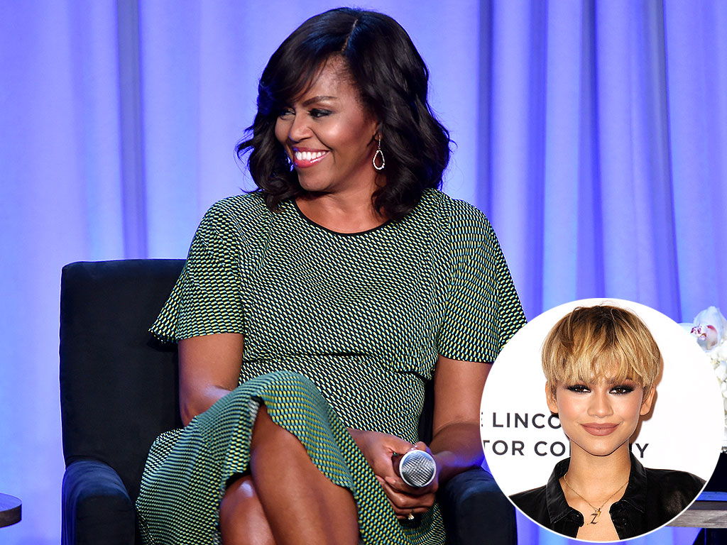 Pop Stars Collaborate For Michelle Obama's Let Girls Learn Anthem