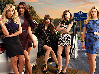Pretty Little Liars: The New 'A' Spills on That Shocking Finale (SPOILERS AHEAD)