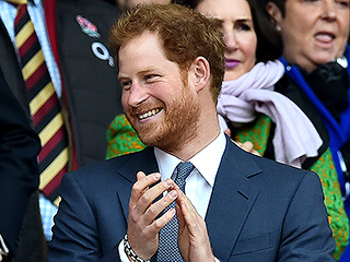 Prince Harry Cheers on England in Rugby Match Against Wales – with a Little Help from Benedict Cumberbatch