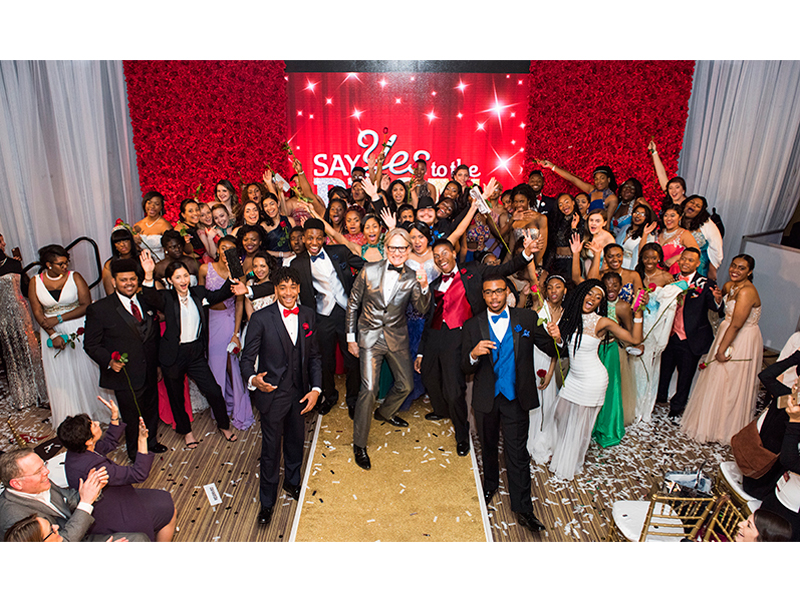 Deserving High School Students Gifted with Gorgeous Prom Gowns and Tuxes: 'I Feel So Beautiful'