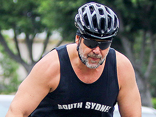 Russell Crowe Dishes on Losing 52 Lbs. After Beefing up for The Nice Guys