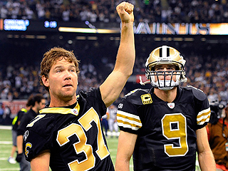 Drew Brees Shares Former Teammate Steve Gleason's 'Guts and Grit' in His Battle Against ALS