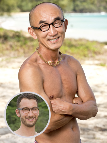 Stephen Fishbach's Survivor Blog: Is This Survivor or Star Wars?| Celebrity Blog, Survivor, TV News, Stephen Fishbach