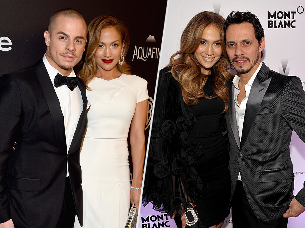 Jennifer Lopez: How I Balance My Relationship with Ex Marc Anthony and Boyfriend Beau 'Casper' Smart| Couples, Casper Smart, Jennifer Lopez, Marc Anthony
