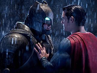 PEOPLE Review: Batman v Superman – When Superheroes Collide! And Capes Go Ape!