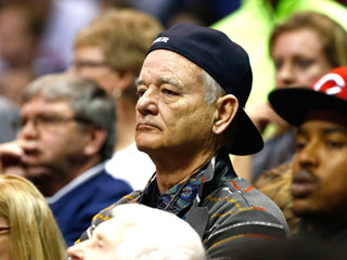 Bill Murray Has a Case of March Sadness: Actor Dismayed By Xavier's Buzzer-Beater Loss During NCAA Tournament