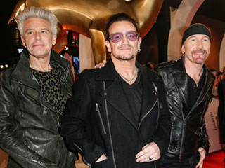 U2 to Receive 2016 iHeartRadio Innovator Award at the iHeartRadio Music Awards