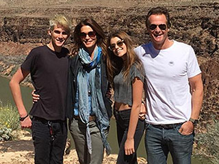 Cindy Crawford and Family Joke They're 'Not The Griswolds' In Picture Perfect Instagram Snap