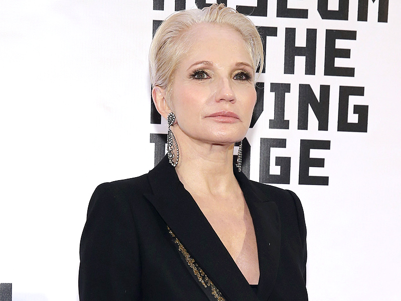 Ellen Barkin Hospitalized After Choking on Set – But Heads Back to Work the Next Day: Report