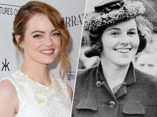 Author Who Knew Rosemary Kennedy Says Emma Stone Is 'Ideal Choice' to Play Her