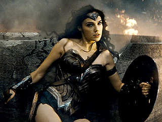 FROM EW: Gal Gadot on Why Only a Woman Could Direct Wonder Woman