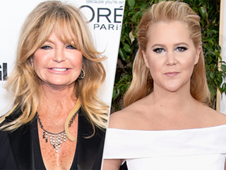 Goldie Hawn on Working With Amy Schumer: 'We're Going to Hit the Balls Back and Forth'