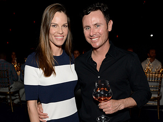 Hilary Swank Is Engaged to Former Professional Tennis Player Ruben Torres