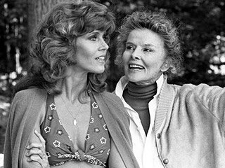 Jane Fonda Reveals Katharine Hepburn Once Told Her: 'You Never Could've Made it Back Then'
