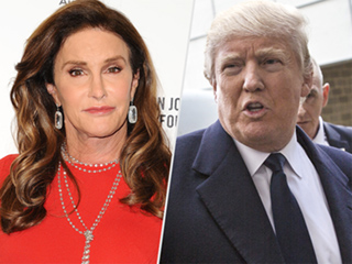 Donald Trump Says Caitlyn Jenner – and All Transgender People – Should Be Able to Use Whatever Bathroom They Want