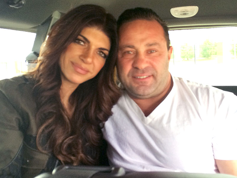Teresa Giudice Adjusts to Life as a Single Mom Two Days After Joe Reported to Prison: 'Her Life Centers Around Taking Care of Her Girls,' Says Source| Crime & Courts, Kids & Family Life, People Scoop, The Real Housewives Of New Jersey, TV News, Joe Giudice, Teresa Giudice