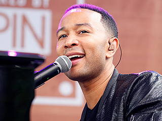 John Legend on How His Daughter-to-Be Inspires New Music: I'm Writing About the 'World My Daughter's Going to Be Born Into'