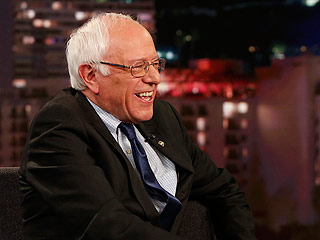 Bernie Sanders on Why Voters Gravitate Toward Tough Talking Candidates Following Brussels Attacks: 'People Get Afraid, and for Good Reasons'