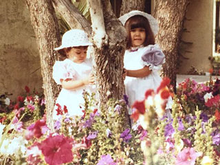 Kourtney Kardashian Posts Adorably Chubby-Cheeked Easter #TBT, Says She Now Loves 'Creating New Magic Memories for My Children'