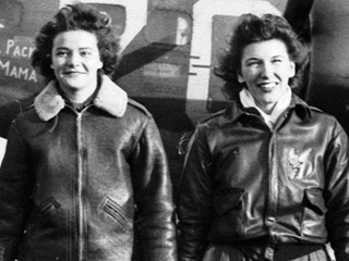 Female WWII Pilots Stand Up for Their Right to Be Buried at Arlington National Cemetery