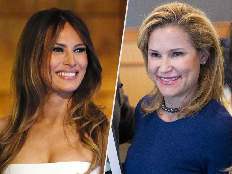 Doubling Down, Donald Trump Tweets a My-Wife's-Prettier-Than Yours Meme Featuring Heidi Cruz – and Ted Fires Back| 2016 Presidential Elections, politics, Donald Trump
