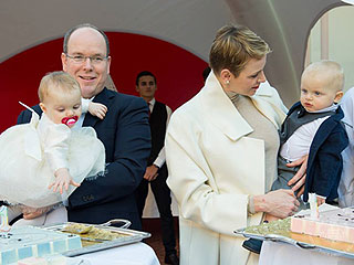 Monaco's Twins Know Their ABCs but Not Their XYZs, Says Dad Prince Albert