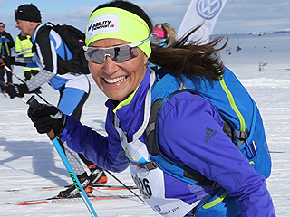 Pippa on the Move! The Royal Sibling Takes to the Slopes in Brutal Ski Race