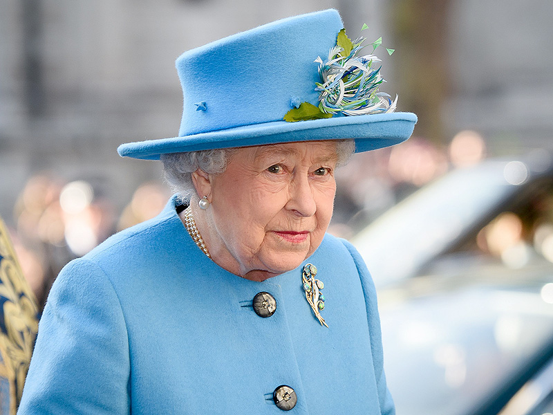 Listen to Clips From a Brand New Queen Elizabeth II Biography