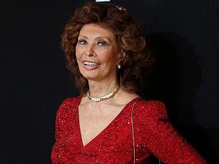 Why Sophia Loren Can't Believe She's in Her 80s!