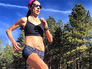 Olympic Hopeful and Mom with Abdominal Split Hopes Her Story Helps Other Women: 'No One Told Me All of This'