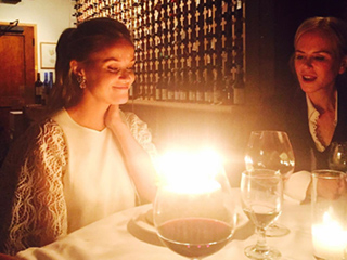 'This Is 40': Reese Witherspoon Spends Birthday Dinner with Nicole Kidman