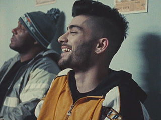 FROM EW: See Zayn Malik's New Video for 'BeFoUr'