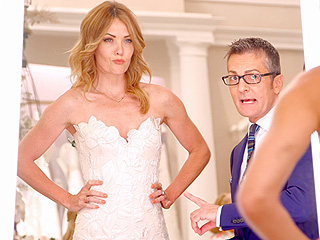 Watch Amy Purdy Find Her 'Angelic' Wedding Gown on Say Yes to the Dress