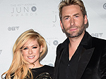 Chad Kroeger and Avril Lavigne Hit the Red Carpet Together at the Juno Awards 7 Months After Separation