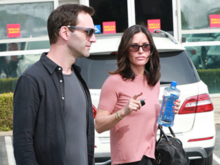 Courteney Cox and Ex-Fiancé Johnny McDaid Still 'Really Care About Each Other' Her Rep Says