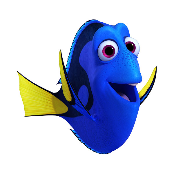 nemo dory just keep swimming