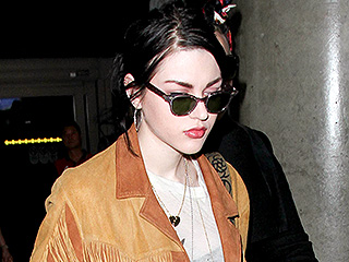 Frances Bean Cobain Spotted Out for First Time After Filing for Divorce from Husband Isaiah Silva
