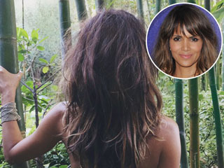 Halle Berry Joins Twitter and Instagram with Sexy Selfie: See the Snap!