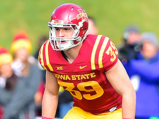 Iowa State Football Players Save Woman from Drowning During Spring Break Vacation