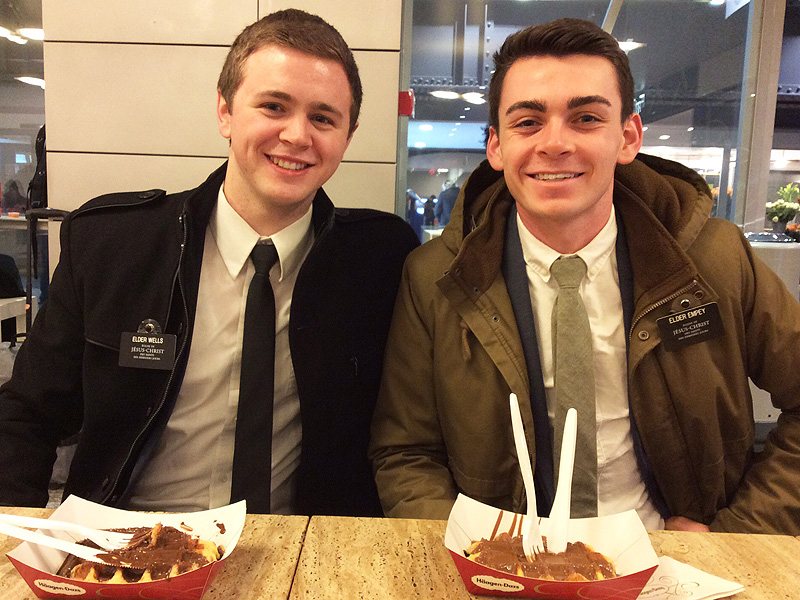 Mormon Missionaries Return to Utah After Suffering Injuries in Brussels Attacks