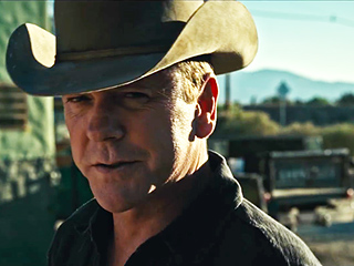 FROM EW: Kiefer Sutherland Releases Music Video for 'Not Enough Whiskey'