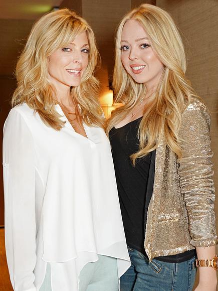 articles tiffany trump donald trumps daughter with marla maples model happy